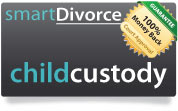 Divorce with children and child custody documents