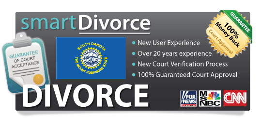 Help with filing divorce papers south dakota